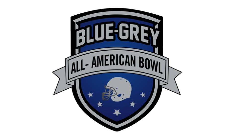 Blue-Grey All-American Bowl logo