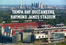 Tampa Bay Buccaneers Raymond James-Stadium
