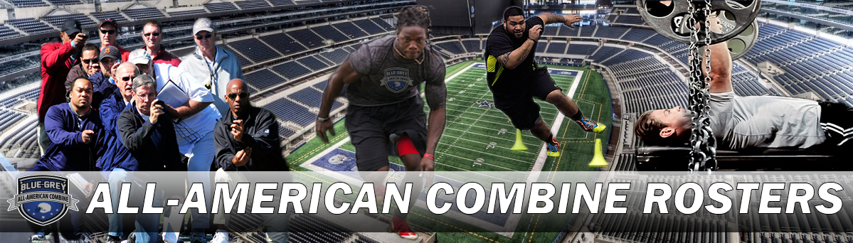 Combine Rosters