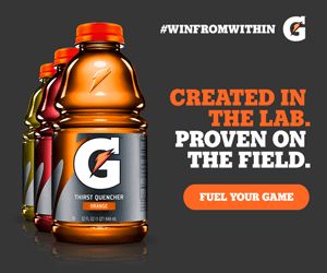 Gatorade Paragon Marketing 300x250