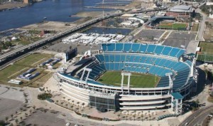 Jacksonville Jaguars' EverBank Field will host the Blue-Grey All-American Bowl on Jan. 16 in the brand's third postseason game on the national level.
