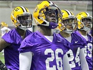 Blue-Grey All-American Bowl alum John Battle is making an impact at LSU after playing in our brand's biggest game.
