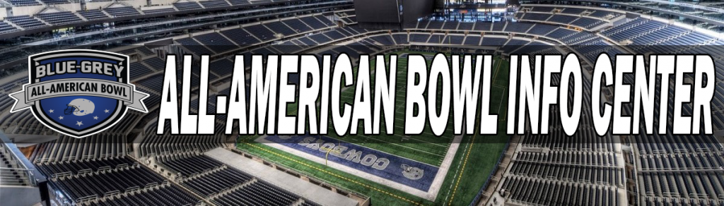 All American Bowl Information page
