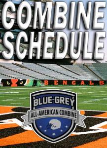 Combine Schedule