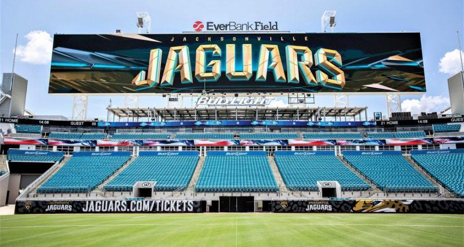 Jacksonville Jaguars' EverBank Field