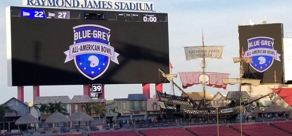 Tampa Bay Buccaneers' Raymond James Stadium