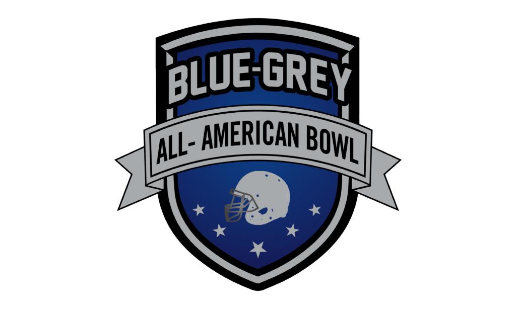 Blue-Grey Football