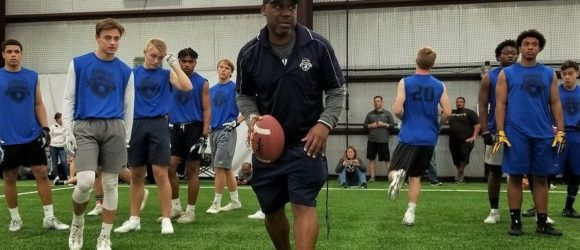 Combine Colorado Regional Mark McMillian
