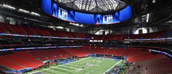 Atlanta Falcons Mercedes Benz Stadium